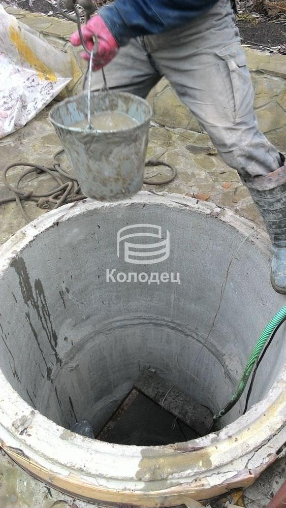 Очистка скважины от глины своими руками 47