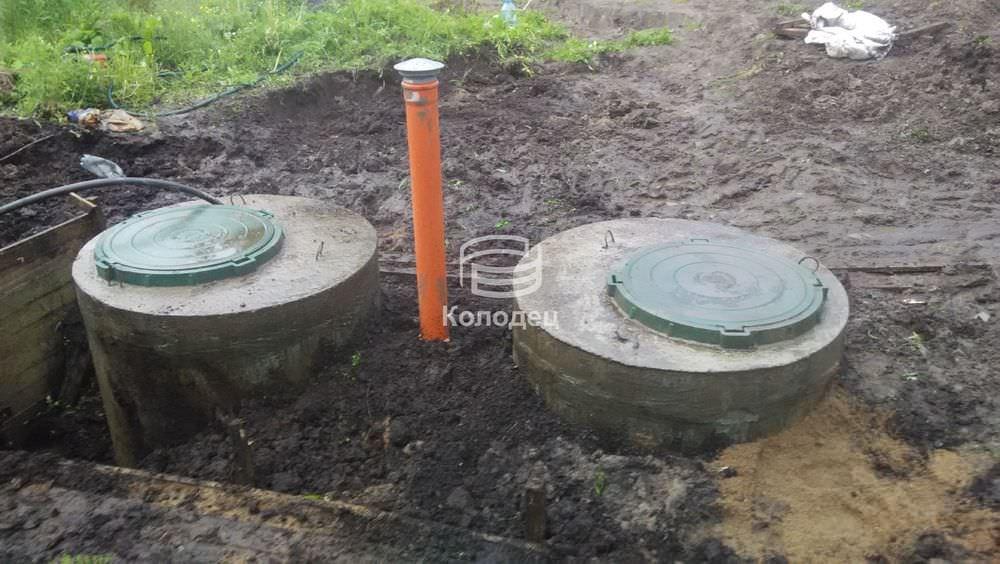 Прокладка канализации 31